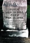 Josephine Griffing Headstone