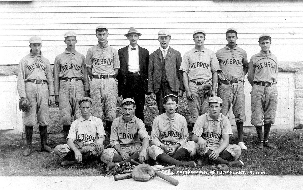 Hebron Baseball Team (1908)