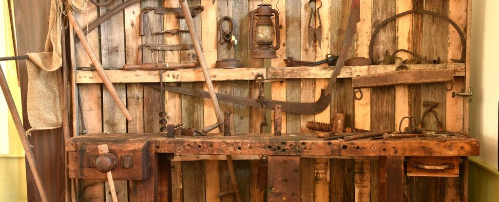 Rathbun Antique Tool Collection