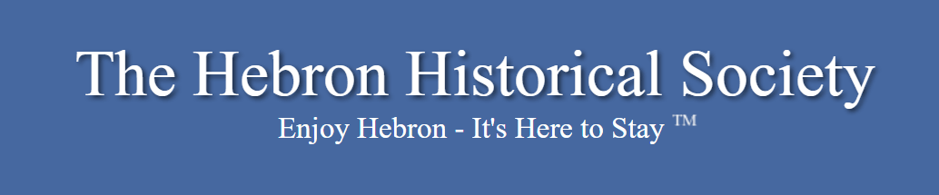 The Hebron Historical Society